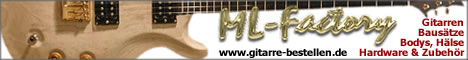 ML-Factory Gitarrenbau & Gitarrenreparatur Matthias List
